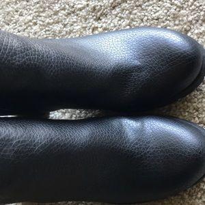Sam & Libby Shoes - Sam & Libby Black Booties